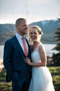 Sapphire Point Overlook Wedding