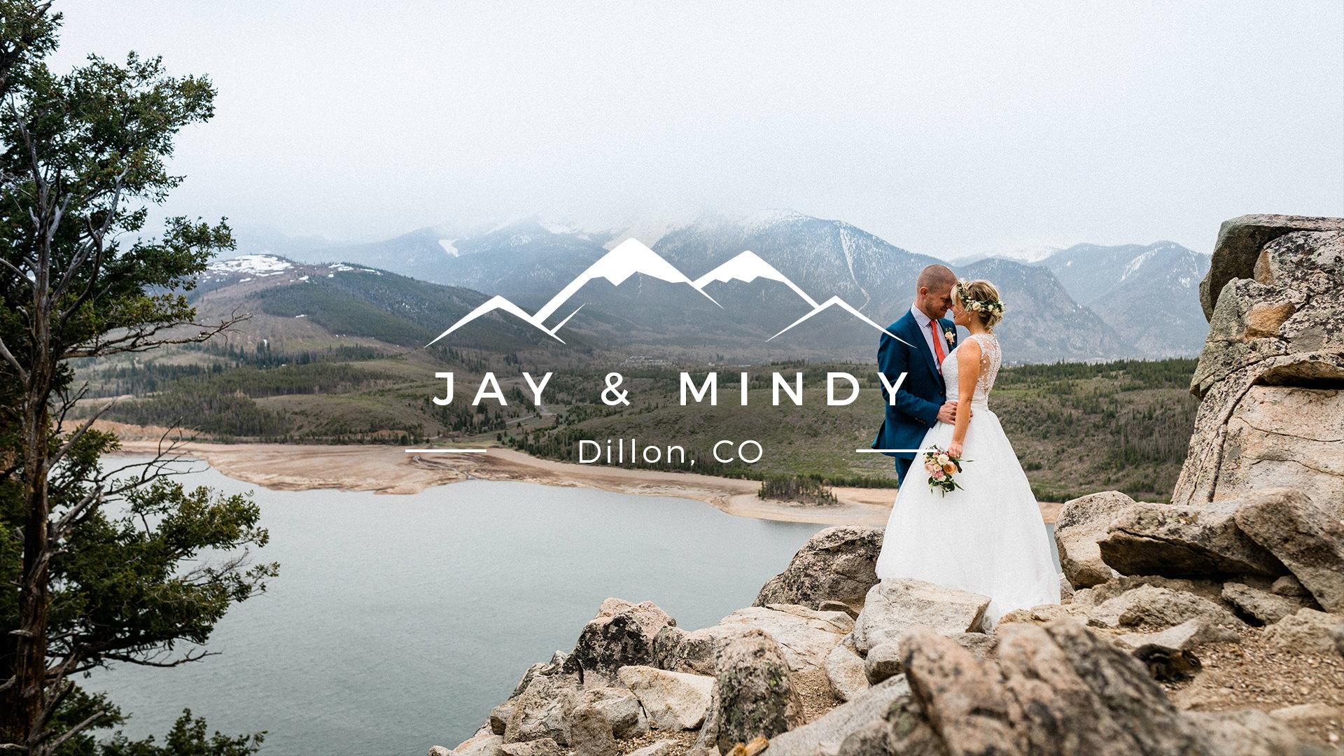 Breckenridge Wedding elopement video