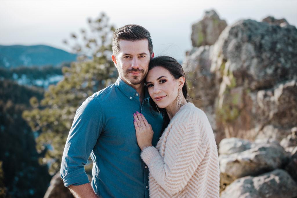 Boulder Engagement Photographer