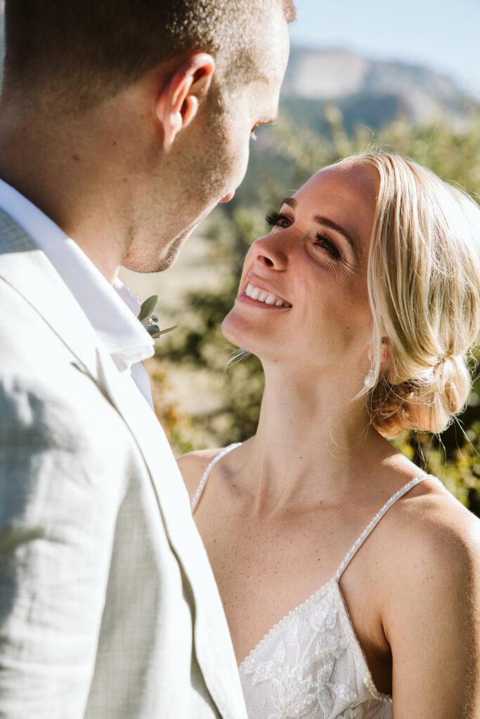 black canyon inn wedding elopement