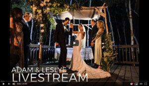 livestream wedding services colorado