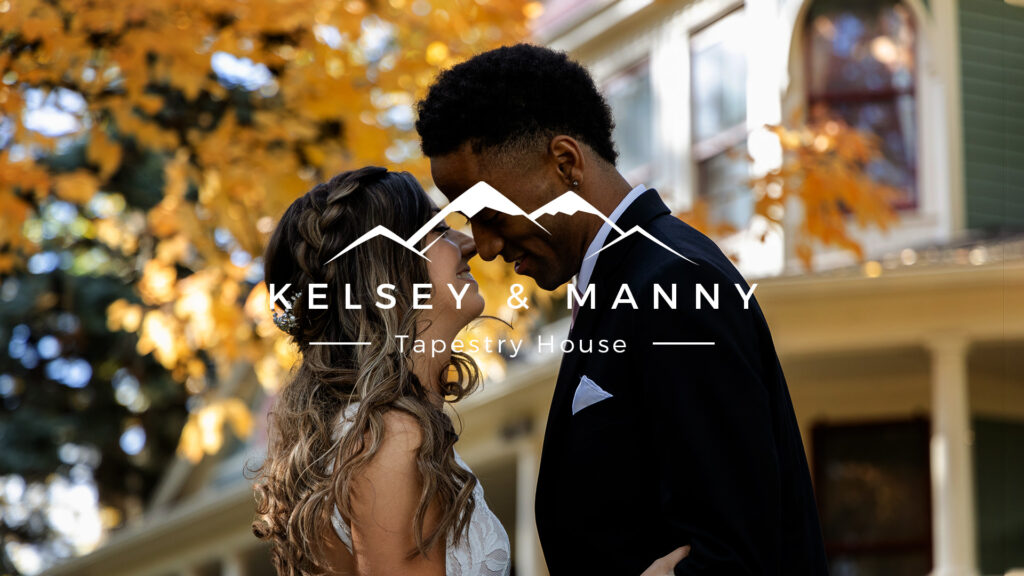 Tapestry House Wedding - Fall